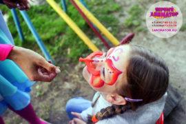 детские праздники Звенигород