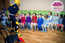 детский праздник Черноголовка