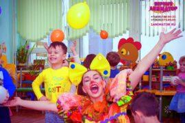 детский праздник Электрогорск