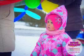 детский праздник Электросталь