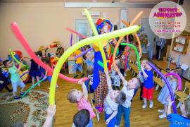 детский праздник Коломна