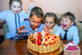 детский праздник Котельники