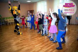 детский праздник организация Дедовск