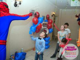 детский праздник организация Дрезна