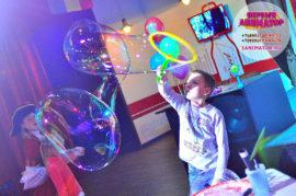 детский праздник организация Дубна