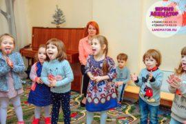 детский праздник организация Электросталь