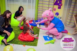 детский праздник организация Подольск