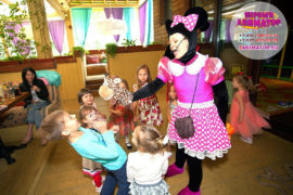 детский праздник организация Фрязино