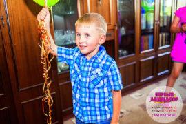 детский праздник организация Коломна