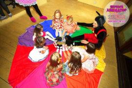 детский праздник организация Красноармейск