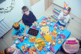 детский праздник организация Краснозаводск