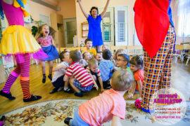 детский праздник организация Кубинка