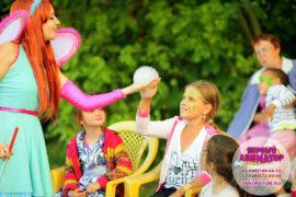 детский праздник организация Ликино-Дулево
