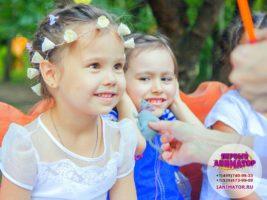 детский праздник организация Шатура