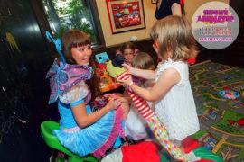 детский праздник организация Ступино