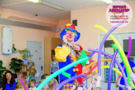 детский праздник Озёры