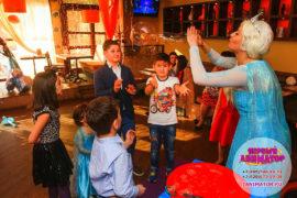 детский праздник проведение Дедовск