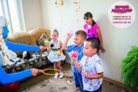 детский праздник проведение Дзержинский