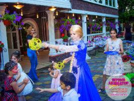 детский праздник проведение красноармейск