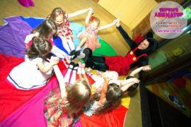 детский праздник проведение Краснозаводск
