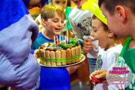детский праздник проведение Кубинка