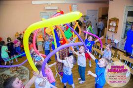 детский праздник проведение Ликино-Дулево