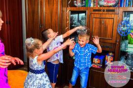 детский праздник проведение Луховицы