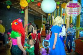 детский праздник Серпухов