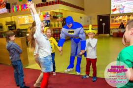 детский праздник Ступино