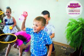 детский праздник Высоковск