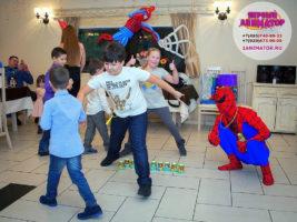 детский праздник Бронницы