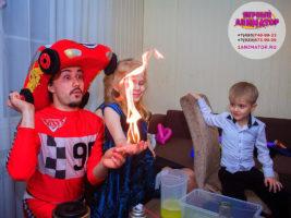 детский праздник Лобня