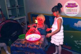 детский праздник организация Химки