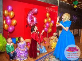детский праздник организация Одинцово