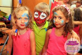 детский праздник организация Пущино