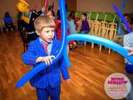 детский праздник организация Пушкино