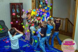 детский праздник проведение Долгопрудный