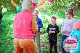 детский праздник проведение Истра