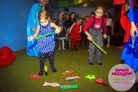 детский праздник в Бронницы