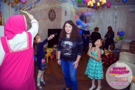 детский праздник в Химки