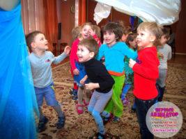 ребенок праздник Верея