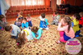 аниматор на детский праздник Деденево