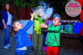 аниматор на детский праздник Калининец