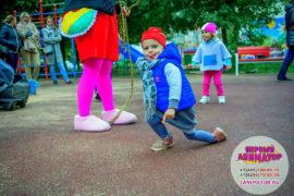 аниматор на детский праздник Красково