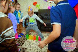 аниматоры на детский праздник Северный