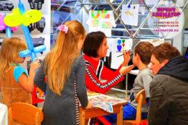 аниматор на детский праздник Тучково