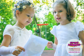 аниматор на детский праздник Зеленоградский
