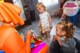 детские аниматоры Ржавки