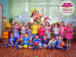 детские аниматоры Загорянский