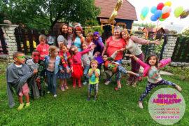 детские праздники Большие Дворы